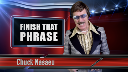 Finish That Phrase – fogset